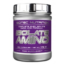 Scitec Nutrition Isolate Amino 250 caps