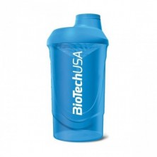 BioTech Shaker Wave Schocking Blue 600 ml
