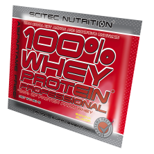 Протеин Scitec Nutrition 100% Whey Protein Professional 30 g