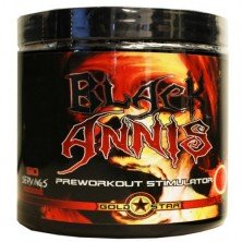 Gold Star Black Annis DMAA 50 serv