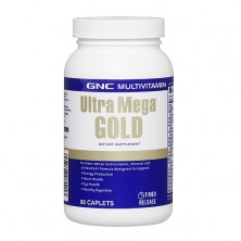 GNC Ultra Mega Gold 90 caps