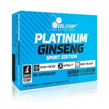 Platinum Ginseng Sport Edition 60 caps Olimp