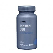 GNC Inositol 500 100 caps