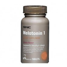 GNC Melatonin 1 60 caps