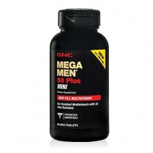 GNC Mega Men 50 Plus Mini 90 caps