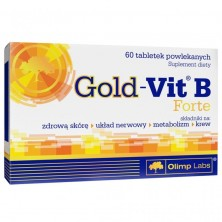 Gold Vit B Forte 60 caps Olimp