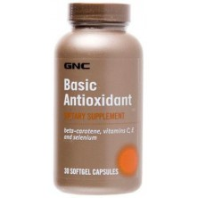 GNC Basic Antioxidant 30 caps
