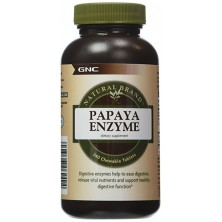 GNC Papaya Enzyme 240 tab