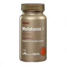 GNC Melatonin 1 120 caps