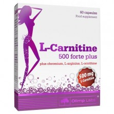 L-Carnitine 500 forte plus 60 caps Olimp
