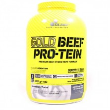 Gold Beef Pro-Tein 1800 g Olimp