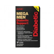 GNC Mega Men Diabetic 90 caps