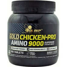 Gold Chicken-Pro Amino 9000 mega tabs	300 tabl OLIMP
