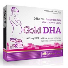 Gold DHA 30 caps Olimp