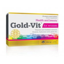 Gold-Vit for Women 30 tab Olimp