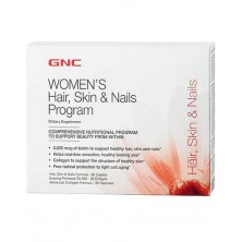 GNC Hair Skin and Nails Program 30 pak