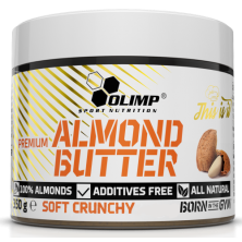 Olimp Almond Butter soft crunchy 350 g