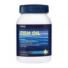 GNC Fish Oil 90 caps