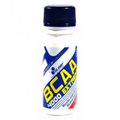 БЦАА (BCAA)  BCAA 4000 Extreme Shot 1*60 ml Olimp  фото