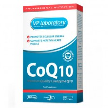 VP Lab CQ10 100 mg 30 caps