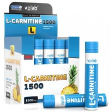 VP Lab L-Carnitine 1500 20 amp