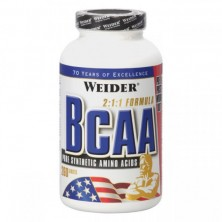 Weider All Free Form BCAA 260 tab