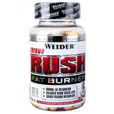 Weider Thermo Rush 120 caps