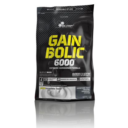 Гейнеры Gain Bolic 6000 bag 1000 g OLIMP фото