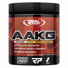 Real Pharm AAKG 1250 mg 150 tab