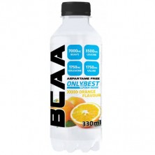 Real Pharm BCAA Drink 330 ml Orange