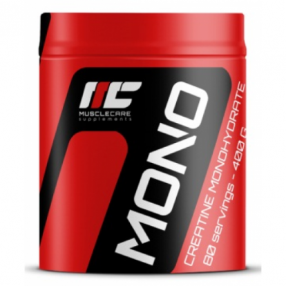 Креатины/creatine Muscle Care Mono 400 g фото
