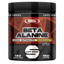 Real Pharm Beta Alanine 1100 mg 150 caps