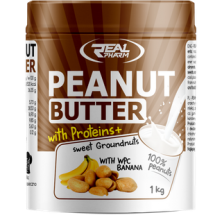 Real Pharm Peanut Butter WPC 1000 g