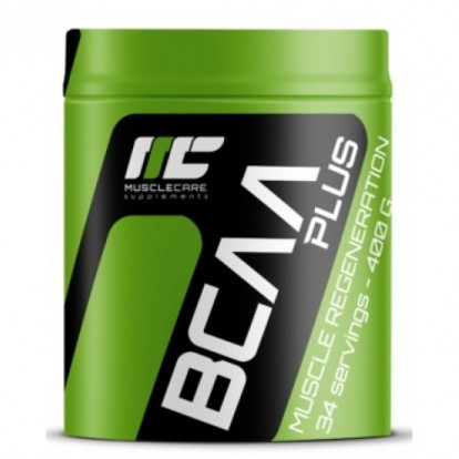 БЦАА (BCAA)  Muscle Care BCAA Plus 400 g фото