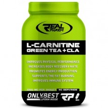 Real Pharm L-Carnitine Green Tea + CLA 90 tab