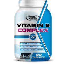 Real Pharm Vitamin B Complex 90 tab