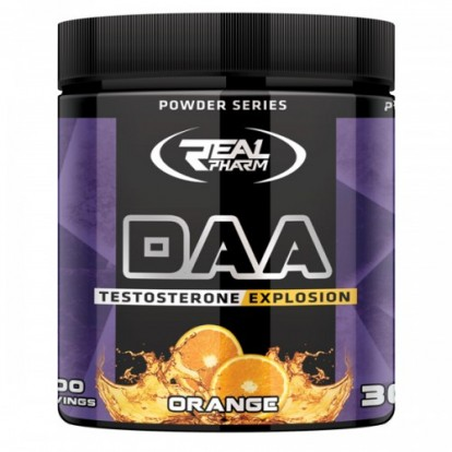 Креатины/creatine Real Pharm DAA 300 g фото