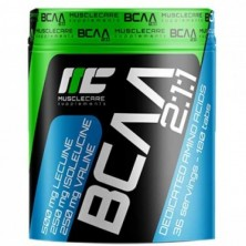 Muscle Care BCAA 2:1:1 180 tab