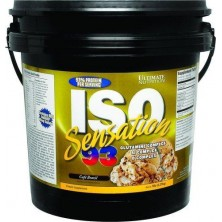 Ultimate Nutrition Iso Sensation 93% Isolate 2270 g