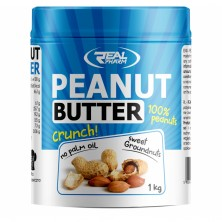 Real Pharm Peanut Butter Crunchy 1000 g
