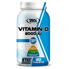 Real Pharm Vitamin D 90 tab