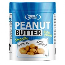 Real Pharm Peanut Butter Smooth 1000 g