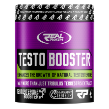 Real Pharm Testo Booster 180 caps