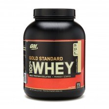 Протеин Optimum Nutrition 100% Whey Gold Standard (2.3 Kg) - Клубника