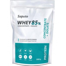 Saputo Whey Concentrate+Isolate 85% 2kg