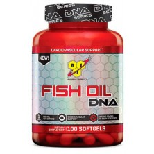 Fish Oil DNA100 caps BSN