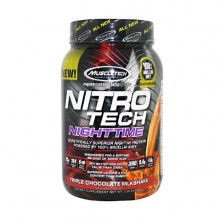 MuscleTech Nitro Tech Nighttime Performance Series 900g