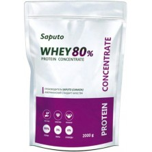 Saputo Whey Concentrate 80% 2kg
