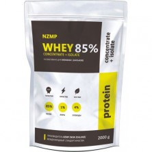 NZMP Whey Concentrate+Isolate 85% 2kg
