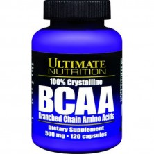 Ultimate-Nutrition Branched Chain Amino Acids 500mg 120caps